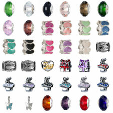 Charm Beads Pandent dangle For S925 Sterling silver charms Bracelets Necklace C1