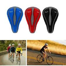 Extra Soft Comfy Cushioned Bike Seat Padded Universal Bicycle Gel Saddle Cover