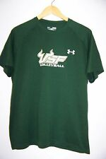 Under Armour USF BULLS Volleyball heatgear shirt ADULT size MEDIUM south florida