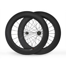 700C Light Weight 1820G 88C Carbon Wheels Clincher Road Racing Bicycle Wheelset