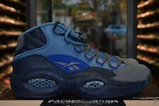 Reebok Question Mid Stash Allen Iverson Pearl Red Blue V61041