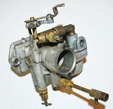 1940 Waterwitch 5.75 HP Outboard Motor Carburetor Assembly
