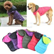 Warmer Large Pet Dog Hoodie Jacket Puppy Coat Sweater Winter Dog Apparel Clothes