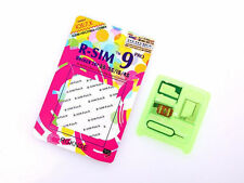 HOT for Pro iPhone4S/5/5S/5C/6 Card Unlock IOS 6.0 Sprint CDM R-SIM9