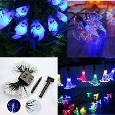 LED Outdoor Fairy String Lights Christmas Garden Party Lamp Home Decoration New