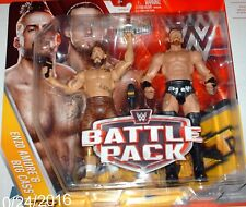WWE Series 40 Enzo Amore & Big Cass Battle Pack/First Time in the Line/Unopened