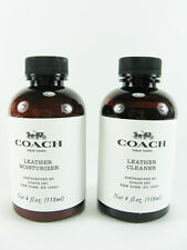 AUTHENTIC Coach Leather Cleaner/ Moisturizer 4 FL oz 118ml FREE SHIPPING