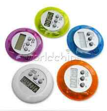New LCD Digital Kitchen Cooking Timer Count Down Up Alarm Clock Loud Magnetic