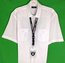 Woodys Originals Inc. Oakland Raiders Sports Team ID Card Holder & Lanyard