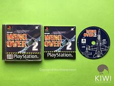 Wing Over 2 PS1 PAL Game + Works On PS2 & PS3