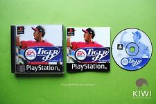 Tiger Woods 99 PGA Tour Golf PS1 PS2 PS3 PAL Game + Disc Only Option