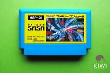 Astro Robo Sasa Nintendo Famicom NES Game NTSC-J Cartridge HSP-01