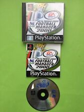 The F.A. Premier League Stars PS1 PS2 Playstation 1 PAL Game + Disc Only Option