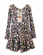 NWT Hannah Banana Floral Dress ~ Girls' Size 4-10 ~  $58