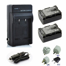 Battery for JVC GZ-MS110B, GZ-MS110BU, GZ-MS110BUS Everio Flash Memory Camcorder