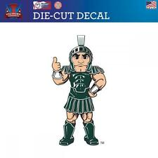Michigan State University Spartans  Die-Cut Vinyl Decal Logo 2