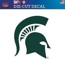 Michigan State University Spartans  Die-Cut Vinyl Decal