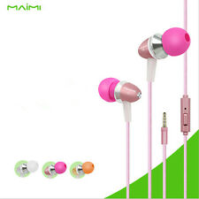 Super Bass Stereo In-ear 3.5mm Headphone Headset Earphone For iPhone/Android/MP3