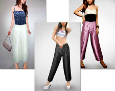 Thai Fisherman Yoga Pants, Wrap Around Silk, Long, Elegant, Fashionable Sale!