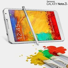 Samsung Galaxy Note 3 32GB (VERIZON) White Android Phone Android Lollipop 5 III