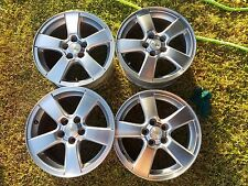 2014 CHEVY CRUISE 16 INCH ALLOY RIMS SET 4
