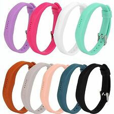 Replacement Silicone Wristband Bracelet Strap For Fitbit Flex 2 Smart Watch