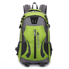 40L Waterproof Outdoor Hiking Bag Camping Travel Mountaineering Backpack Daypack