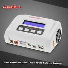 Original Ultra Power 100W UP100AC Plus Balance Charger for RC Battery SP X4V5