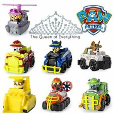 Nickelodeon Paw Patrol Racers SETS of 7 and 9--U Choose Great Birthday Gift!
