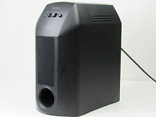 SONY SA-W10 Super Subwoofer Acoustically Loaded - Tested
