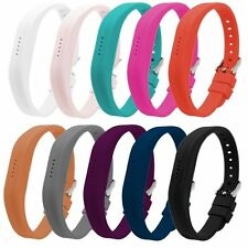 2016 New Replacement Wrist Band With Metal Watch Clasp For Fitbit Flex 2