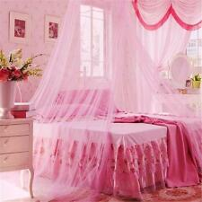 Dome Mosquito Net Elegant Round Lace Insect Bed Canopy Netting Curtain New KS