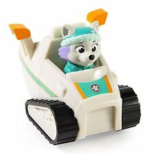 Paw Patrol Racers Everest Vehicle Pup Push Race Imagination Play Nickelodeon Toy