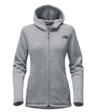 Womens The North Face Crescent Full Zip Hoodie S,M,L,XL $100 Updated Design