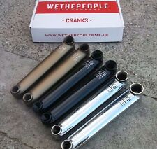 WE THE PEOPLE ROYAL CRANK BMX BIKE CRANKS SHADOW PRIMO CULT FIT WTP CULT