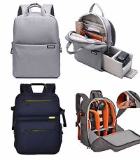 Waterproof DSLR Camera Bag Backpack Photography Rucksack Travel Hiking Backpack