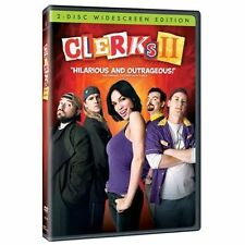 Clerks II (DVD, 2006, 2 Disc Widescreen) Tested! Works!
