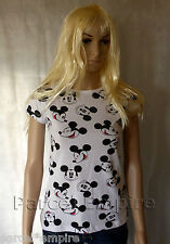 FREE NEXT-DAY Official Disney MICKEY & MINNIE MOUSE T-Shirt Present Gift XMAS UK