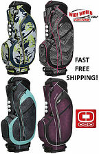 New 2017 Ogio Duchess Women's Golf Cart Bag - Pick Your Color! (Style #124042)