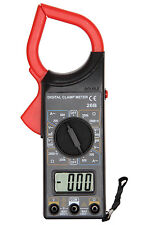 Portable LCD Digital Clamp Meter With Full Protection Design Data Hold 26B CE