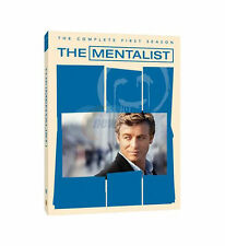 The Mentalist - The Complete First Season (DVD, 2009.......BRAND NEW & SEALED!