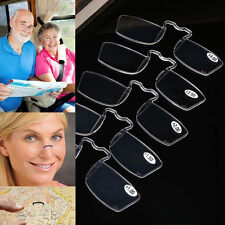 Clip Presbyopic SOS Wallet Clearer Glasses Old Reading Glasses Eyewear
