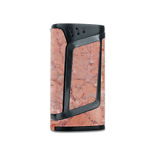 Skin Decal Wrap for Smok Alien 220W TC stickers Pink Marble