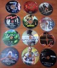 Sci-Fi & Fantasy DVD Lot You Choose $1.49 Each - Discs Only No Cases or Artwork