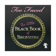 TOO FACED THE LITTLE BLACK BOOK OF BRONZERS, SOLD OUT !!!
