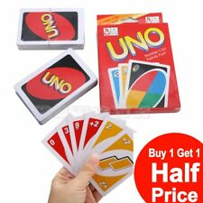 Buy 1 Get 1 50% Off! (Add 2 to Cart) UNO Card Game Many Varieties! Free Shipping