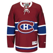 #35 Al Montoya Jersey Montreal Canadiens Home YOUTH Reebok