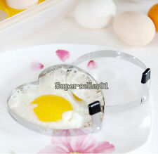 1Pcs Fashion Love Eggs Fried Omelet Fry Egg Model Heart Flower Egg Shapes Round