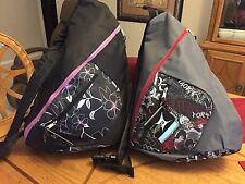 Eastsport Sling Trapezoid 2 Pocket Backpack, Book, Bag, or Tote New With Tags