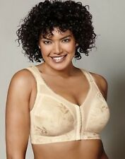 Playtex 18 Hour 'Easier On' Front-Close Wirefree Bra with Flex Back - ALL SIZES